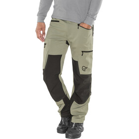 Norrøna Svalbard Heavy Duty Pants Men Castor Grey